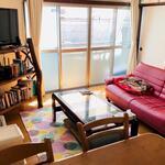 画像: リビング                             - 下北沢の個室
