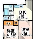 画像: 個室                             - 同居人が退去したので住んでくれる方を探しています。
