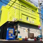 画像: 建物外観                             - ⭐新宿早稲田アドレスのきれいな格安部屋。短期、長期利用可能