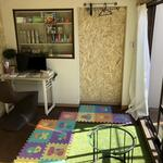 Photo: Single Room                             - Steel frame 3 storeys sunny day Good Please come once