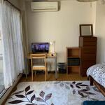 Photo: Single Room                             - Private room with balcony in Asakusa