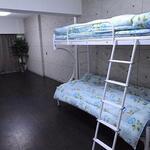 Photo: ドミトリー寝室                             - ★大阪/梅田/三宮にアクセスへ乗り換えなしで行けるJ&Fハウス関西2★