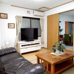 Photo: リビング                             - Cheap and cozy private room in Asakusa