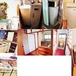 画像: 風呂                             - 室蘭駅近海岸町貸家6SLDKペット可 広い部屋 人数制限無 外人可 リモートワーク在庫置き場利用等も可 広さ求める室工大生も