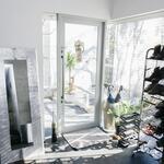 画像: 玄関                             - 4階建て・2LDKのデザイナーズコンクリート町家(自由が丘・尾山台