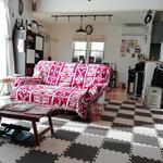 画像: リビング                             - 【女性限定】川越市_注文住宅のお部屋をお貸しします