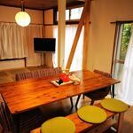 画像: リビング                             - 田舎の素敵なシェアハウスで暮らしたい若者、集まれ!光熱費込、管理費なし☆