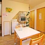 Photo: ダイニング                             - 5 minutes walk from Kosuge station next to Kitasenju, private room with key for women,