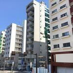 画像: 建物外観                             - 初期費用5万円弱で入居可能!保証料1万円割引キャンペーン中