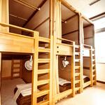 Photo: ドミトリー寝室                             - International hostel by the sea