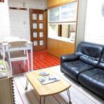 画像: リビング                             - 新宿に近い中野の日当たりの良い個室