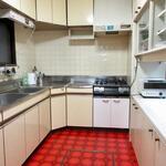 画像: キッチン                             - 新宿に近い中野の日当たりの良い個室