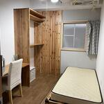 Photo: Single Room                             - 大井町線荏原町徒歩1分!OMUS中延個室女性限定シェアハウス
