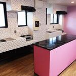 画像: キッチン                             - AZ Bay House☆リビングダイニングキッチンが2つあるシェアハウス☆
