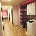 画像: 建物共用施設                             - AZ Bay House☆リビングダイニングキッチンが2つあるシェアハウス☆