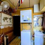 Photo: ランドリー                             - 2階個室テレビ&冷蔵庫付!京成線立石駅徒歩6分の静かな住宅街です