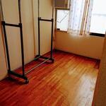 Photo: Single Room                             - ペットと同居できるお部屋もあります。。