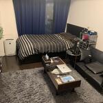 画像: 個室                             - 【サブレット】横浜駅徒歩7分 1K 家具家電付き