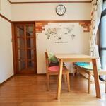 画像: リビング                             - 阿佐ヶ谷駅5分、女性専用、少人数6人のシェアハウスです