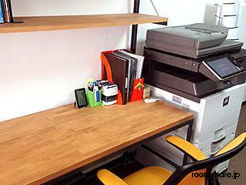オフィスシェア 設備