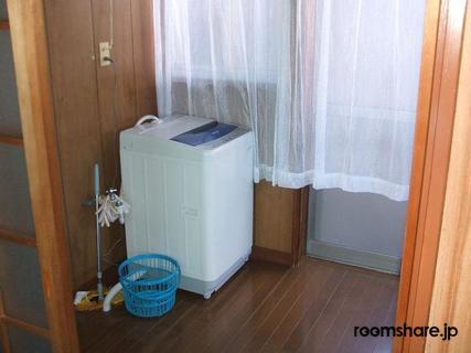 photo of Japan roommate ランドリー
