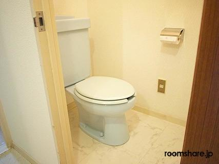 Japan sublet トイレ
