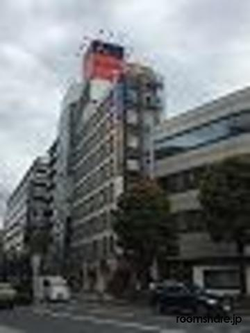 Japan accommodation 建物外観