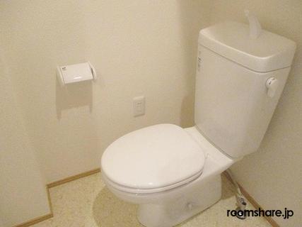 大家 直接賃貸 トイレ