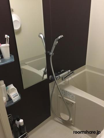Japan sublet 風呂