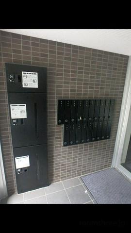 サブレット 建物共用施設