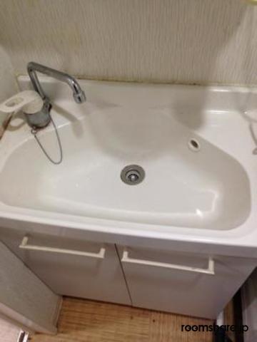 ルームシェア 洗面所