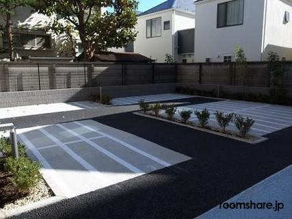 Japan sublet 建物共用施設