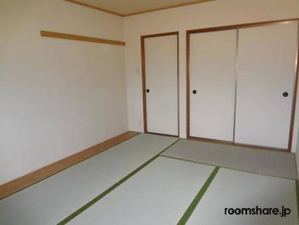 photo of Japan roommate ドミトリー寝室