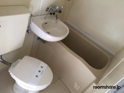 photo of Japan roommate 風呂