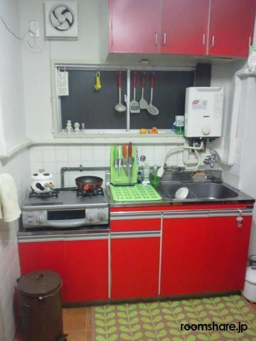 サブレット キッチン