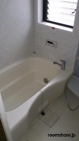 シェアハウス ゲストハウス 風呂
