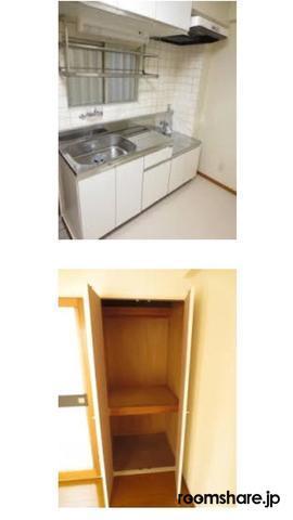 photo of Japan roommate 建物共用施設