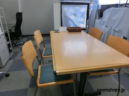 Japan office share 会議室