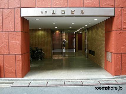 Japan office share 建物外観