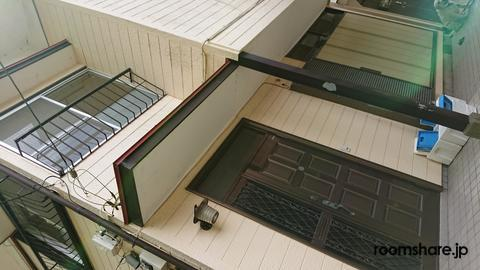ルームシェア 建物外観