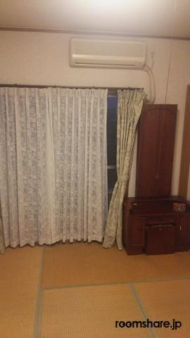 ルームシェア 個室