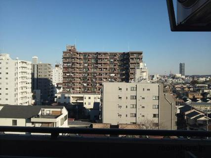 Japan accommodation 眺望