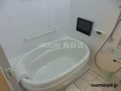 Japan accommodation 風呂