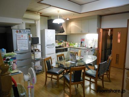 photo of Japan roommate ダイニング