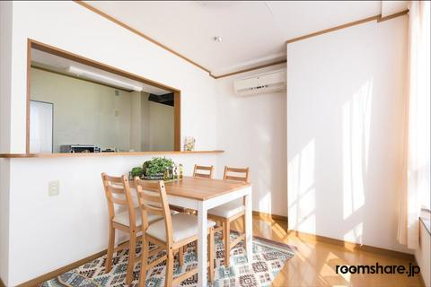 Japan accommodation ダイニング