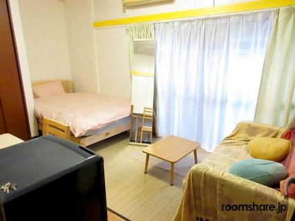 シェアハウス ゲストハウス 個室