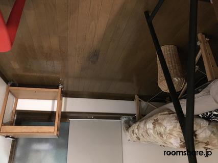 Japan sublet ベッド