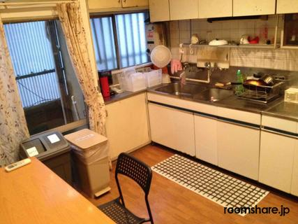 Japan accommodation 建物共用施設