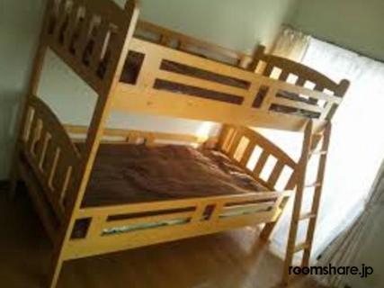 photo of Japan roommate ベッド