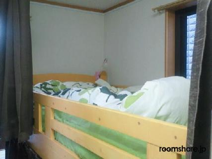 Japan accommodation ベッド